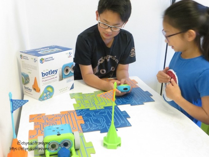 Botley The Coding Robot coding