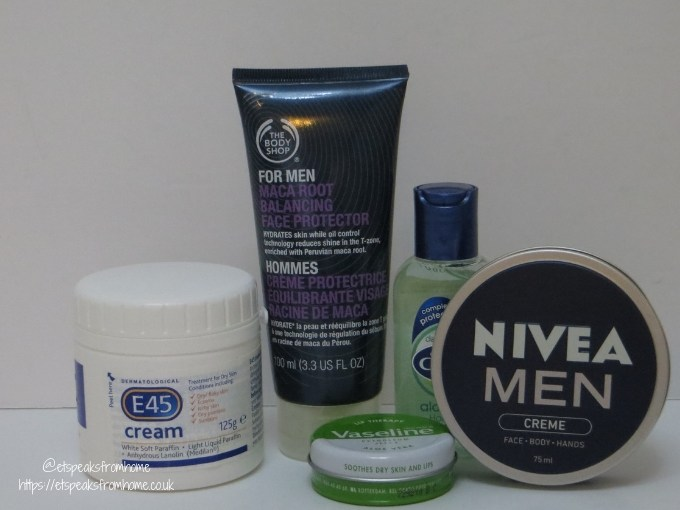 Cancer Care Parcel deluxe men gift cream