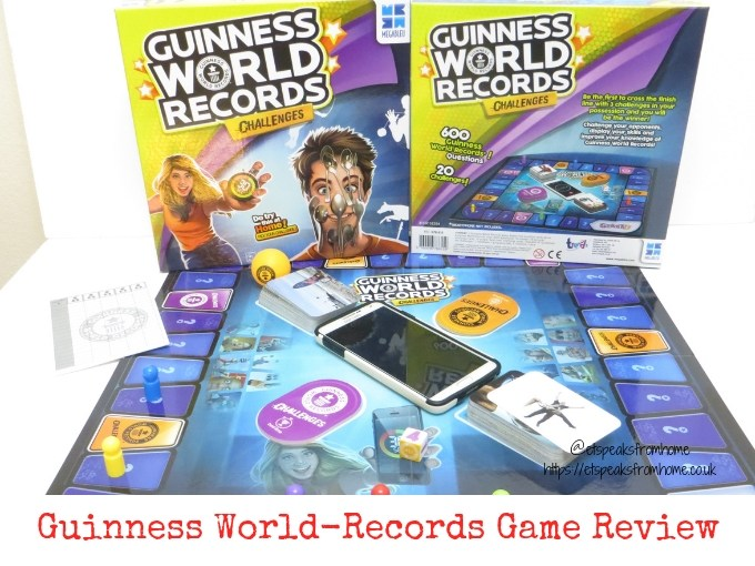 Guinness World-Records Game review
