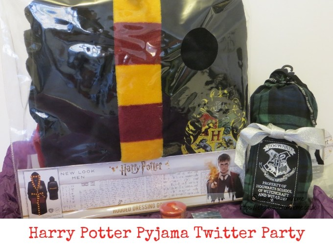 Harry Potter Pyjama twitter party new look