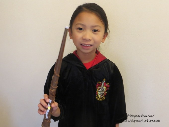Harry Potter Wizard Training Wands play