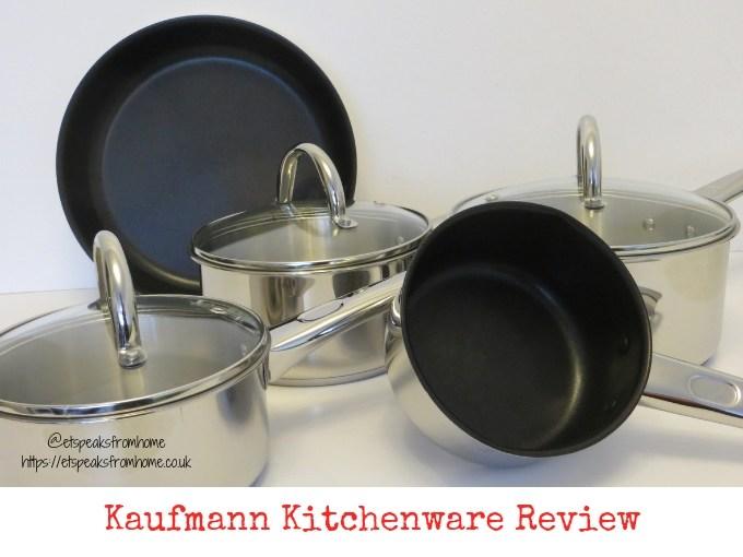 Kaufmann kitchenware review