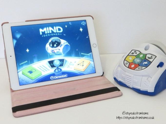 MIND Designer Robot with app