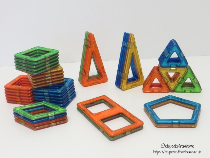 Magformers Creator Set pieces