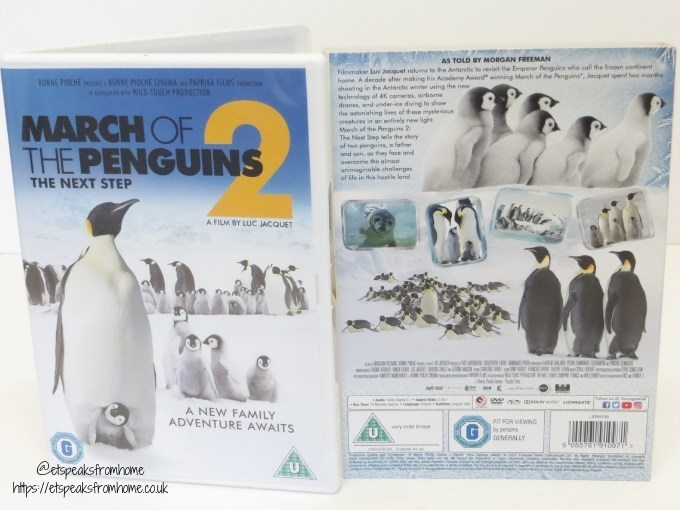 March of The Penguins 2 dvd