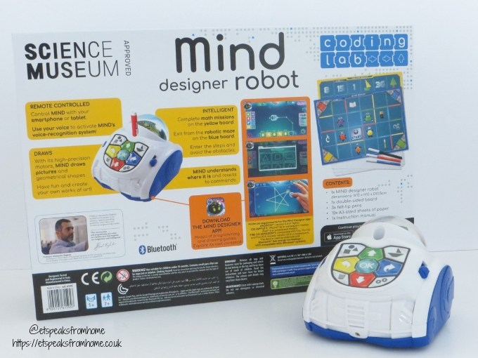 Mind Designer Robot boxq