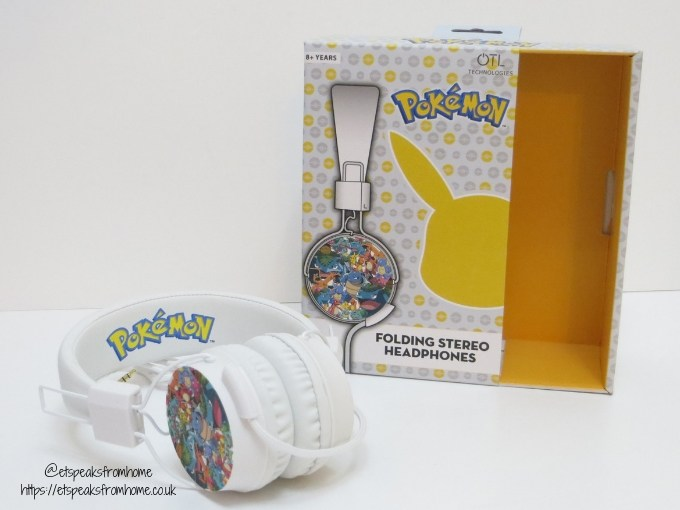pokemon headphone review