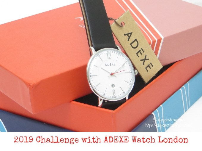 2019 Challenge with ADEXE Watch London