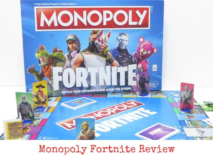 Monopoly Fortnite review