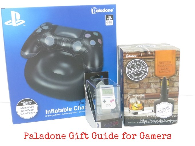 Paladone Gift Guide for Gamers
