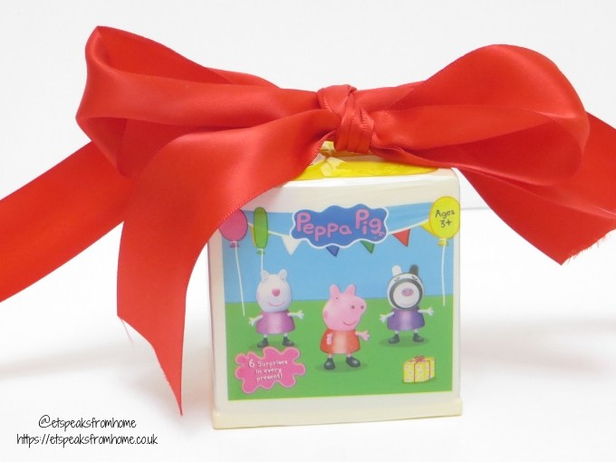Peppa secret Surprise Twitter collectable