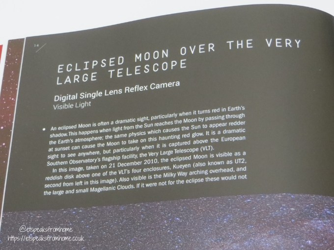 Capturing the Universe Book