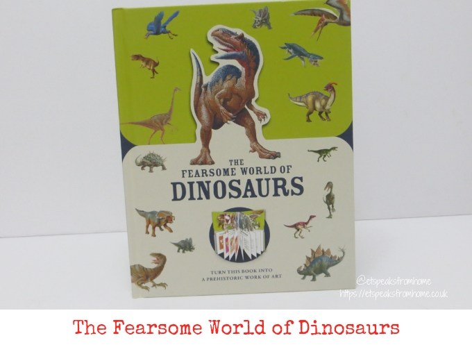 The Fearsome World of Dinosaurs Review & Giveaway