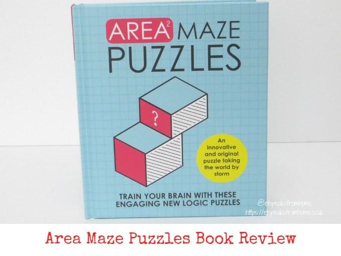 Area Maze Puzzles Review