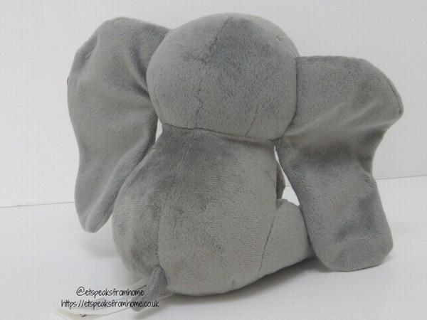 Disney Dumbo Live Action Plush 15 cm back