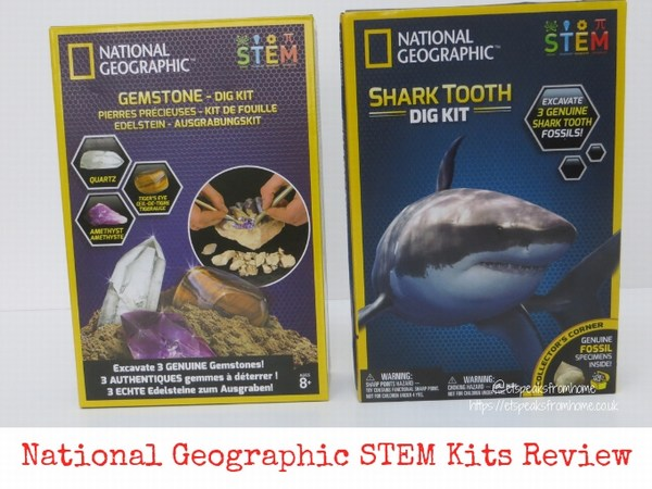 National Geographic STEM Kits Review