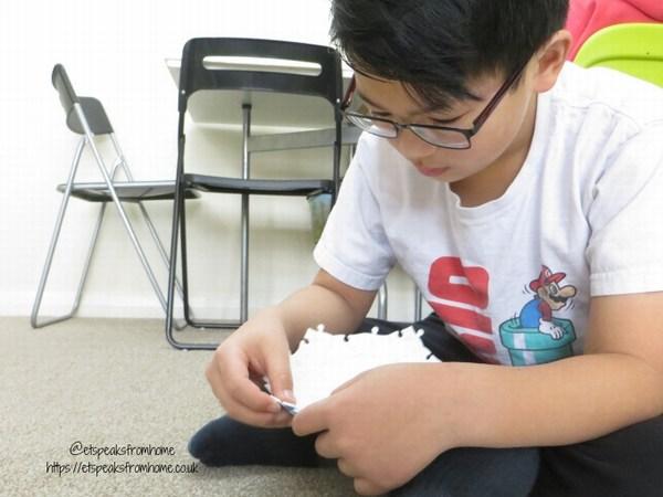 Ravensburger 3D Children's World Map Globe Puzzle building