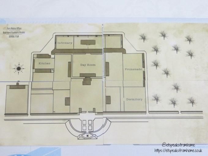 T.I.M.E Stories Game asylum plan