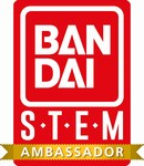 bandai stem ambassador