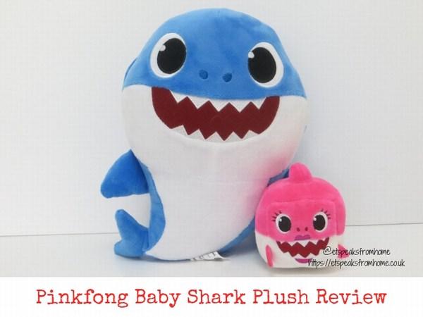 pinkfong Baby Shark Plush Review