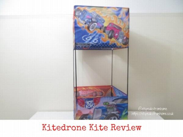 Kitedrone Kite review