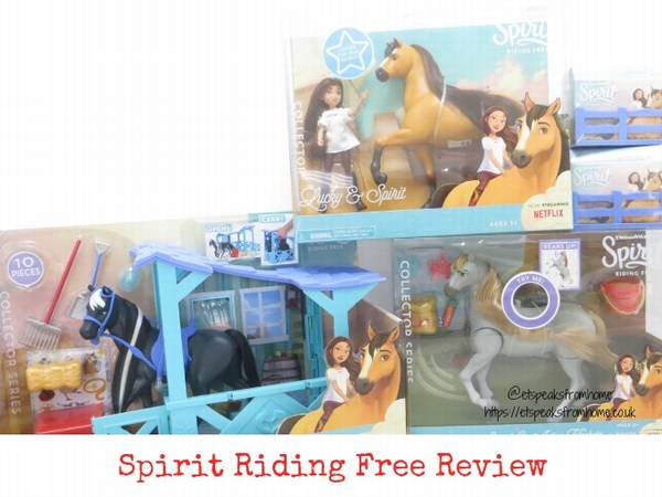 Spirit Riding Free Collection Review