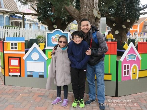 Alton Towers Resort Stargazing Pods cbeebies