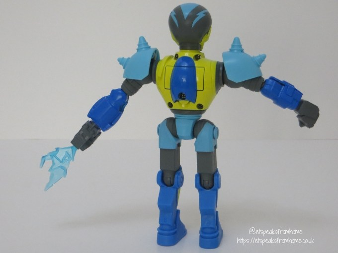 Bandai Robozuna Battling Figure Dual Pack back