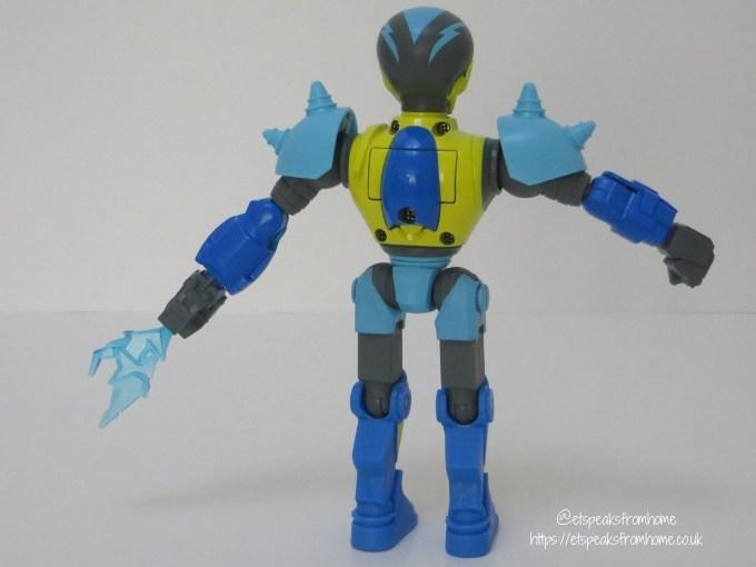 Bandai Robozuna Battling Figure Dual Pack back