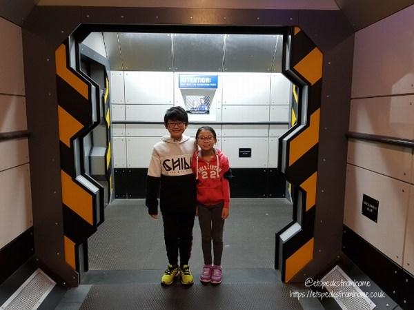 National Space Centre children