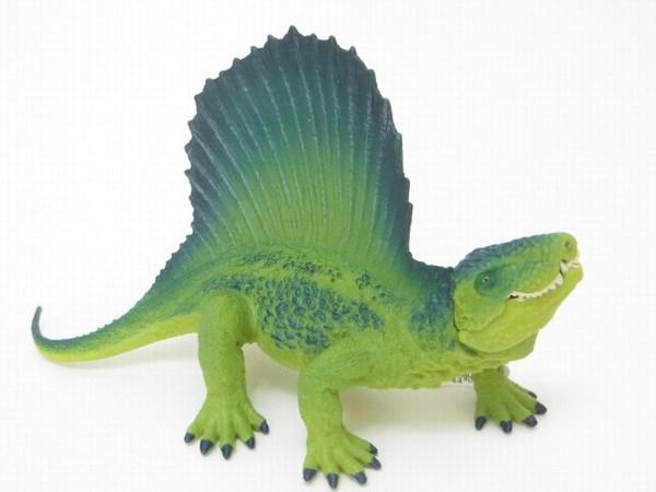 New 2019 Schleich Dinosaurs Dimetrodon side
