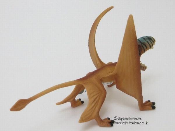 New 2019 Schleich Dinosaurs Dimorphodon back