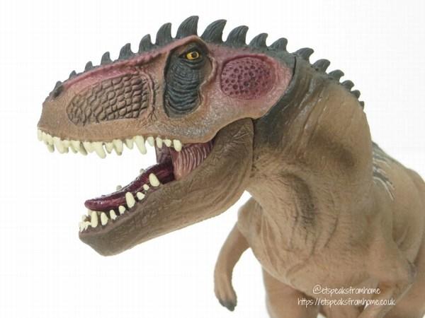 New 2019 Schleich Dinosaurs Giganotosaurus front