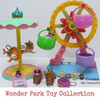 Wonder Park Ferris Wheel & Flying Fish Carousel Review