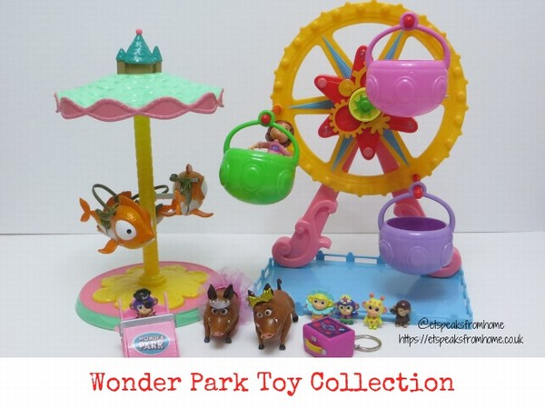Wonder Park Ferris Wheel & Flying Fish Carousel Review