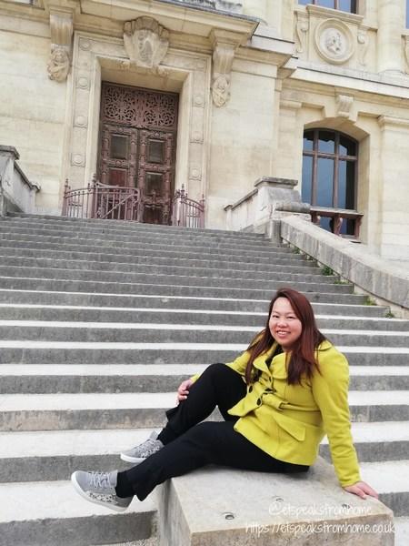 paris with hotter shoes