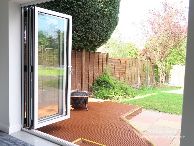 Improving Our Home with Windows4You bifold door