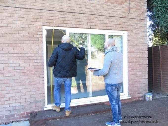 Improving Our Home with Windows4You quote