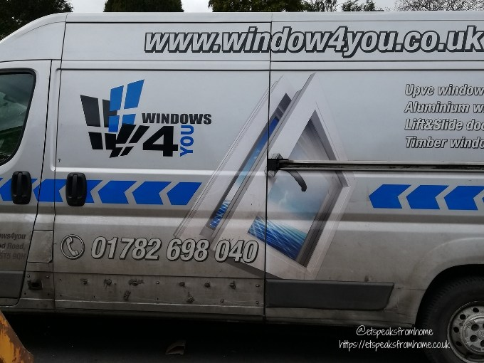 Improving Our Home with Windows4You van
