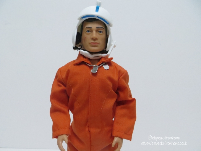 This Father's Day with Action Man pilot