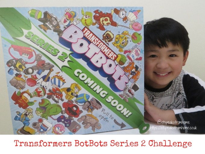 Transformers BotBots Series 2 Challenge