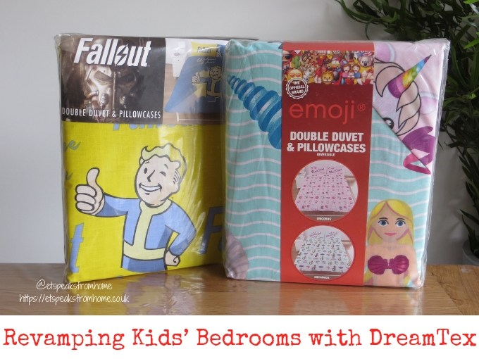 Revamping Kids' Bedrooms with DreamTex
