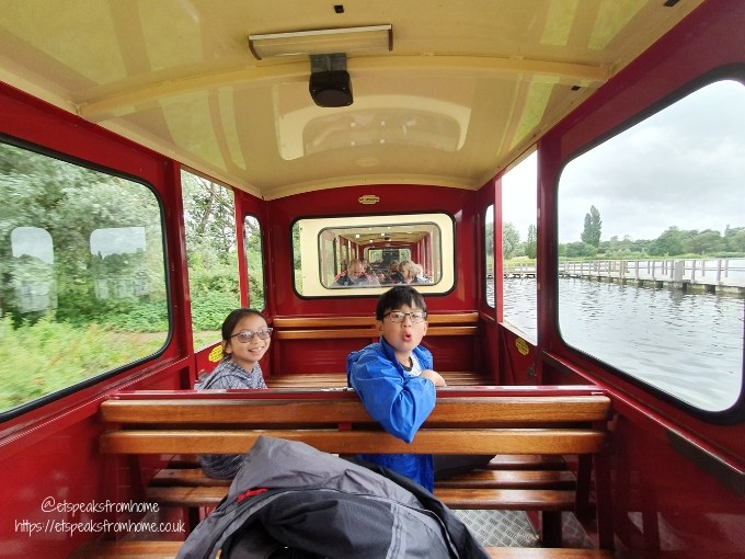 A Day at Wicksteed Park train