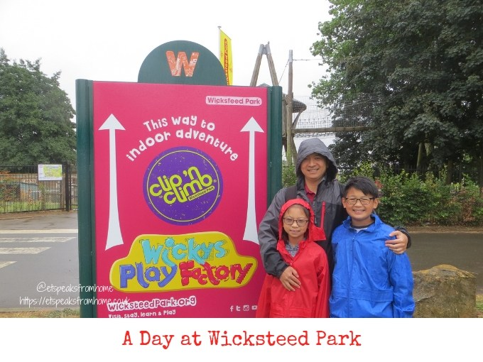 A Day at Wicksteed Park