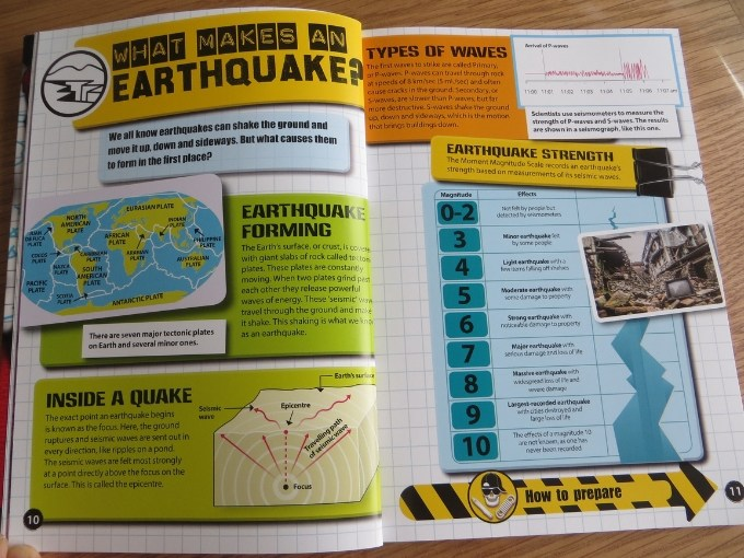 Natural Disasters DIY Survival Manual page