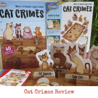 cat crimes game review