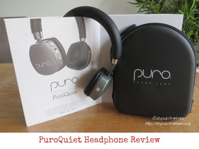 PuroQuiet Headphone Review