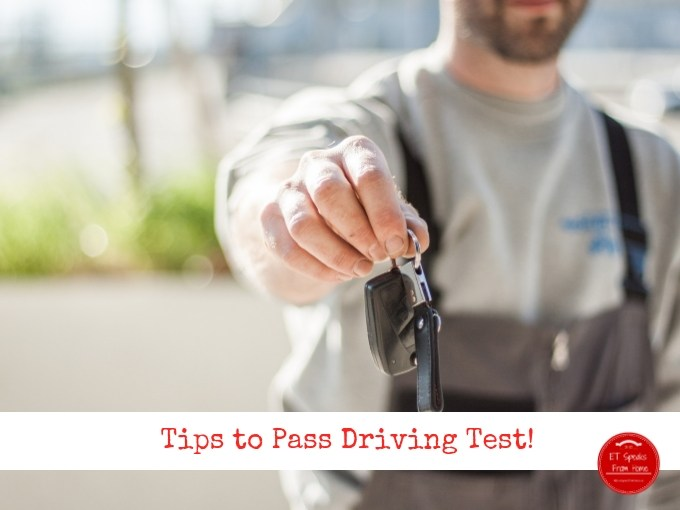 Tips to Pass Driving Test