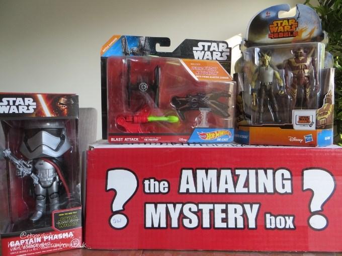 amazing mystery box star wars toys