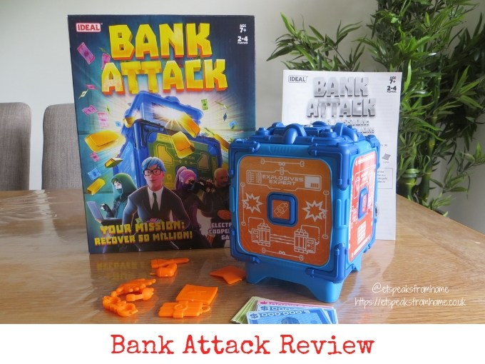 bank attack review